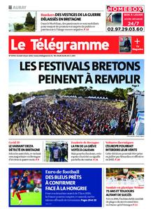 Le Télégramme Auray – 19 juin 2021