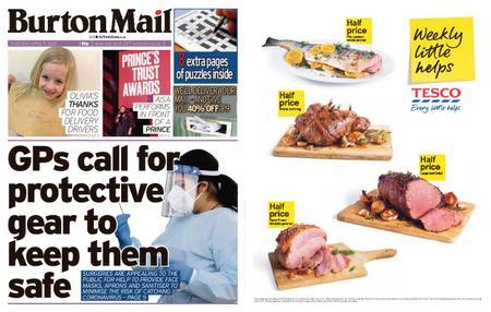 Burton Mail – April 09, 2020