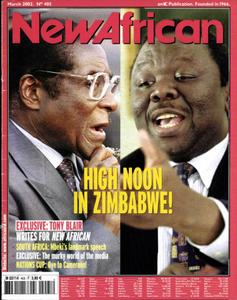 New African - March 2002