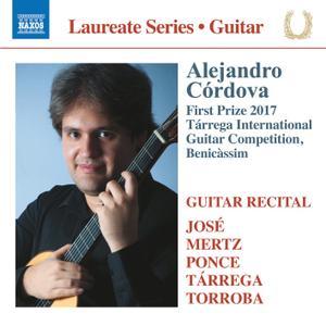 Alejandro Córdova - Guitar Recital (2019) [Official Digital Download 24/96]