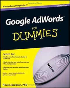 Google AdWords For Dummies [Repost]