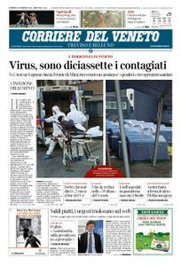 Corriere del Veneto Treviso e Belluno – 23 febbraio 2020