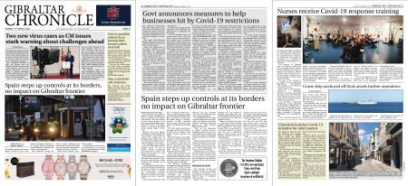 Gibraltar Chronicle – 17 March 2020