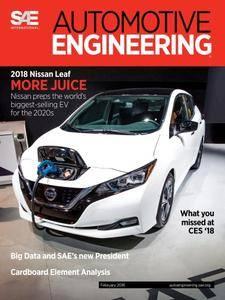 Automotive Engineering - February 2018