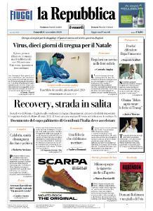 la Repubblica - 20 Novembre 2020