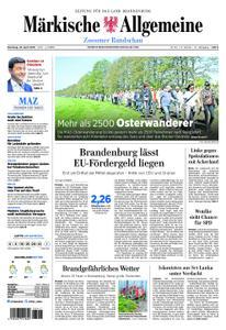 Märkische Allgemeine Zossener Rundschau - 23. April 2019