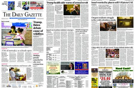The Daily Gazette – September 15, 2020