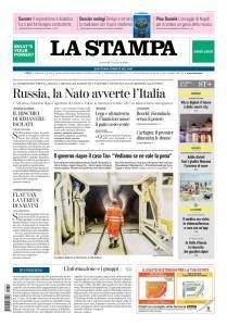 La Stampa Torino Provincia e Canavese - 7 Giugno 2018