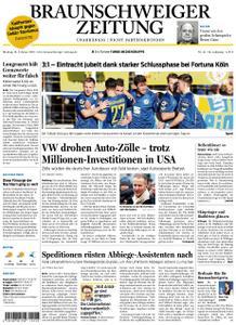 Braunschweiger Zeitung - 18. Februar 2019