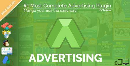 CodeCanyon - WP PRO Advertising System v5.1.4 - All In One Ad Manager - 269693