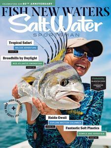 Salt Water Sportsman - June 2019