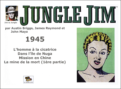 Jungle Jim - Tome 8 (Int. 1945)