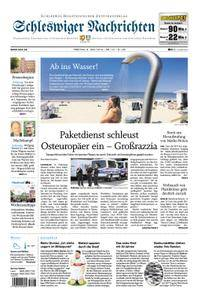 Schleswiger Nachrichten - 08. Juni 2018