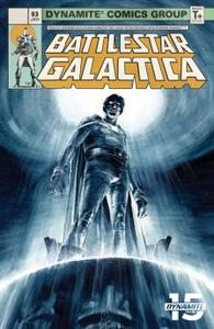 Battlestar Galactica Classic 003 2019 2 covers digital Son of Ultron