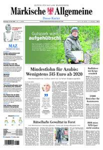 Märkische Allgemeine Dosse Kurier - 14. Mai 2019