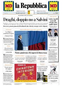 la Repubblica - 22 Aprile 2021