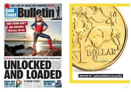 The Gold Coast Bulletin – April 24, 2018
