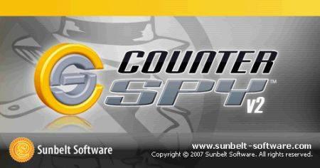 Sunbelt CounterSpy 2.5.1032