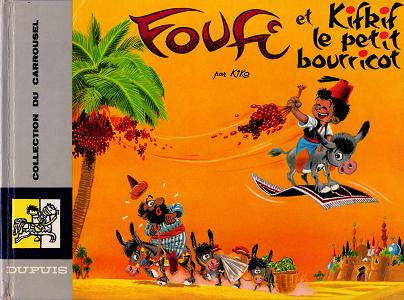 Foufi - HS 2 - Foufi et Kifkif le Petit Bourricot