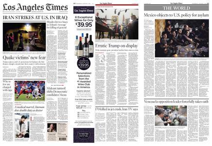 Los Angeles Times – January 08, 2020
