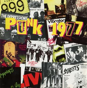 VA - British Punk Rock... 1977! (1998)