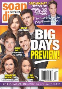 Soap Opera Digest - June 17, 2019