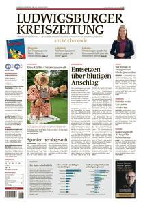 Ludwigsburger Kreiszeitung LKZ - 28 August 2021
