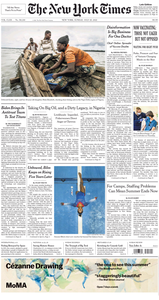 The New York Times – 25 July 2021