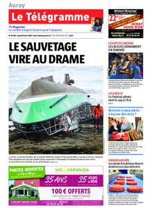 Le Télégramme Auray – 08 juin 2019