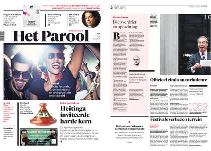 Het Parool – 08 juni 2019