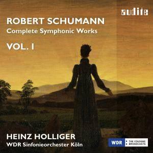 Heinz Holliger - Schumann: Complete Symphonic Works, Vol. I (2013) [Official Digital Download 24/48]