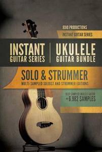 8Dio Instant Ukulele Guitar Bundle KONTAKT