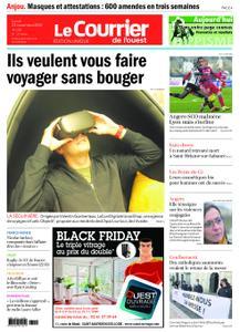 Le Courrier de l'Ouest Cholet – 23 novembre 2020