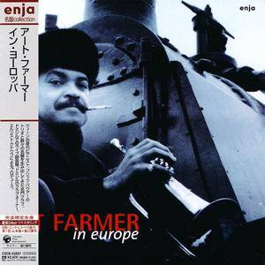 Art Farmer - In Europe 1970 (1998) Japanese Reissue 2006