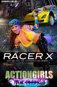 Actiongirls Jordan Carver - Racer X