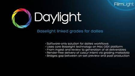 FilmLight Daylight 5.1.10549 macOS