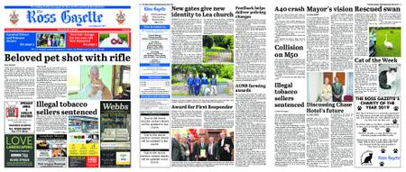 The Ross Gazette – May 15, 2019