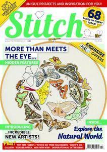 Stitch Magazine – August 2018