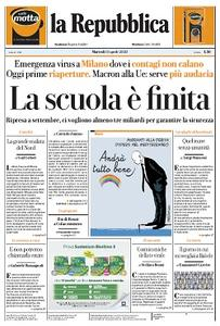 la Repubblica - 14 Aprile 2020