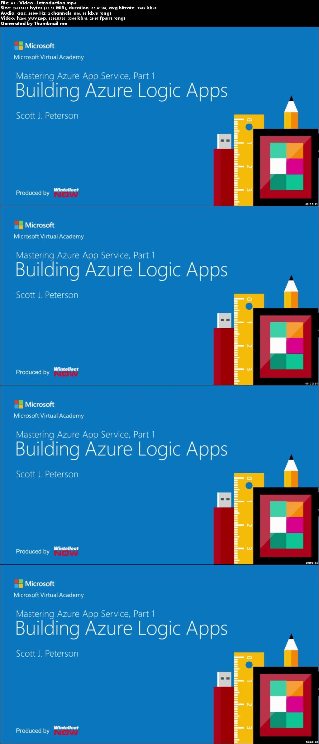 Mastering Azure App Service, Part 1: Building Azure Logic