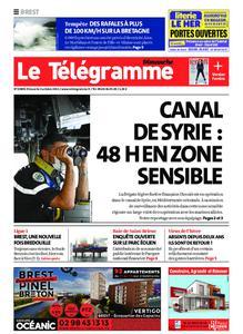 Le Télégramme Brest Abers Iroise – 03 octobre 2021