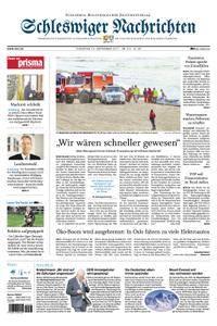 Schleswiger Nachrichten - 19. September 2017
