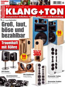 Klang & Ton - August-September 2019