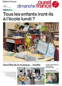 Ouest-France Édition France – 21 juin 2020