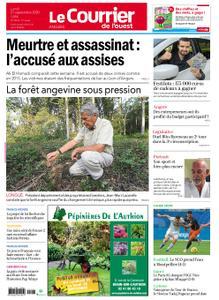Le Courrier de l'Ouest Angers – 21 septembre 2020