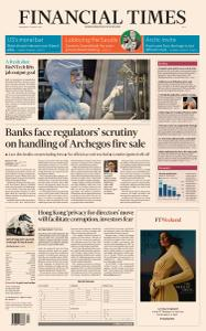 Financial Times Asia - March 31, 2021