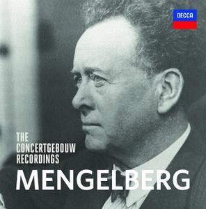 Willem Mengelberg - The Concertgebouw Recordings (2013) {15CD Box Set Decca rec 1939-1941}