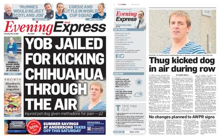 Evening Express – May 16, 2019