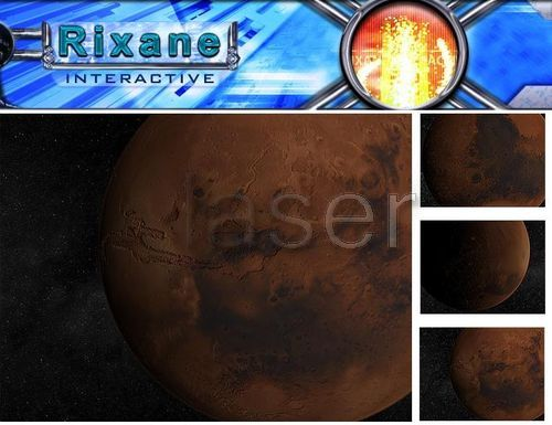 solar system mars 3d screensaver rixanecom - 500×385