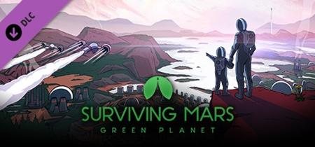 Surviving Mars: Green Planet (2019)